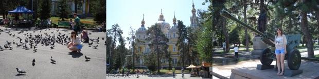 Parc de panfilov